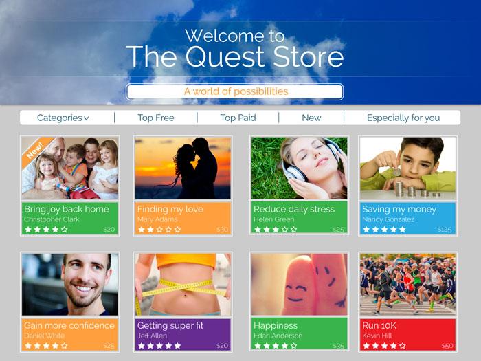 quest-store-mix 700